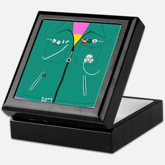 Noir Keepsake Box