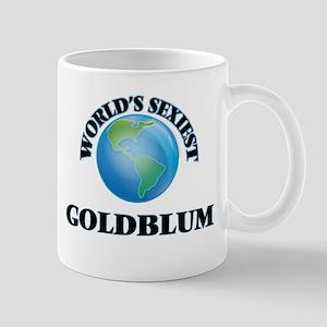 World's Sexiest Goldblum Mugs