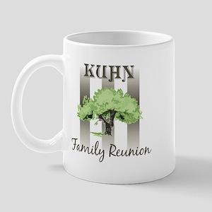 KUHN family reunion (tree) Mug