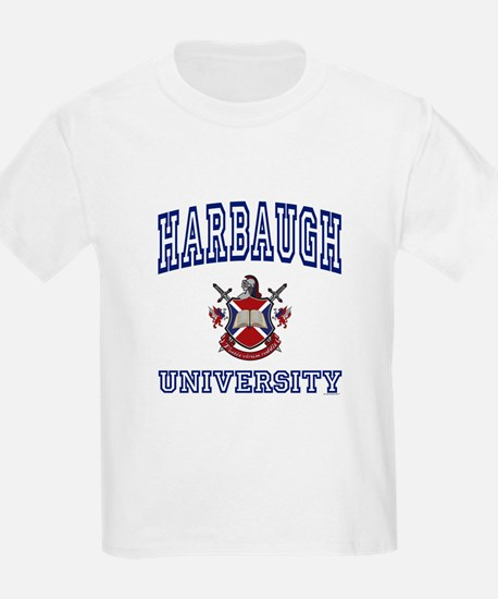 HARBAUGH University T-Shirt