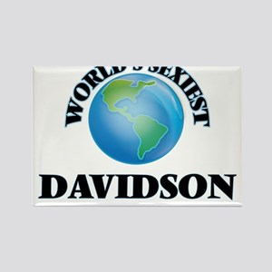 World's Sexiest Davidson Magnets