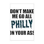 Philadelphia Football Mini Poster Print