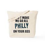 Philadelphia Football Tote Bag
