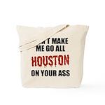 Houston Baseball Tote Bag