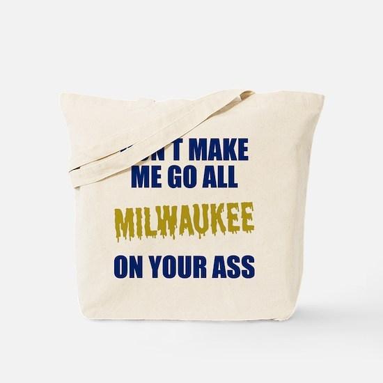 Milwaukee Baseball Tote Bag