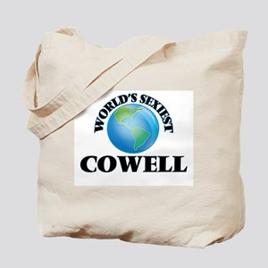 World's Sexiest Cowell Tote Bag