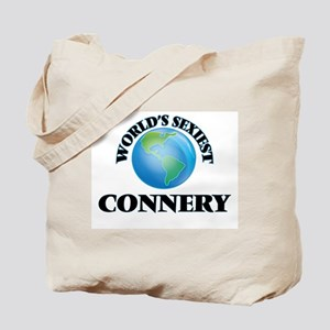 World's Sexiest Connery Tote Bag