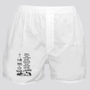 Thank a Farmer Boxer Shorts