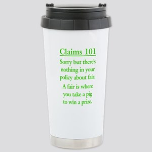 Stainless Steel Travel Mug