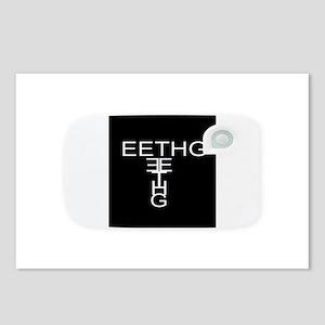 Eethg Corps Inc #Nuclear Power Bank Postcards (Pac