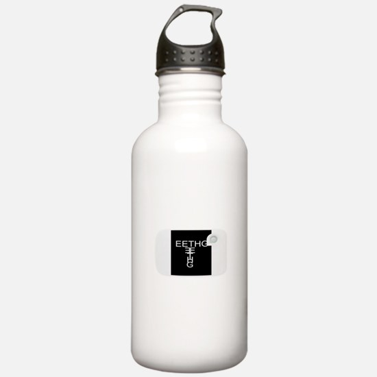 Eethg Corps Inc #Nuclear Power Bank Water Bottle