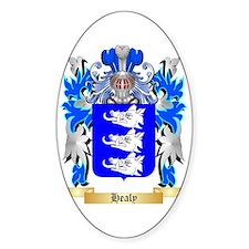 Healy Sticker (Oval)
