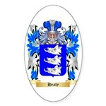 Healy Sticker (Oval 50 pk)