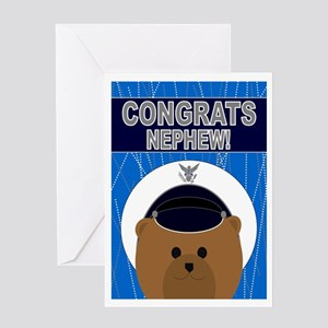 Nephew - Air Force Academy Congrats Greeting Card