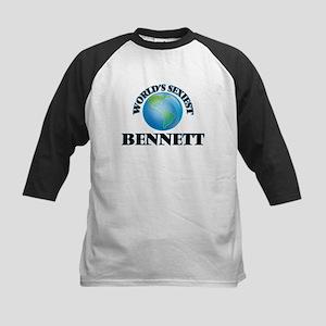 World's Sexiest Bennett Baseball Jersey
