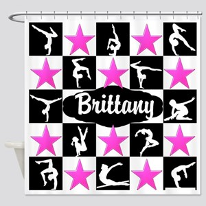 CHAMPION GYMNAST Shower Curtain