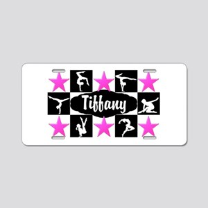 CHAMPION GYMNAST Aluminum License Plate