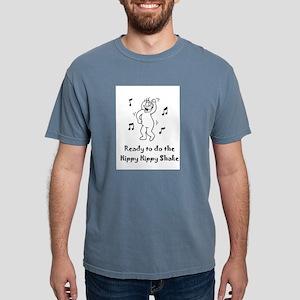 Ready to do the Hippy Hippy Shake T-Shirt