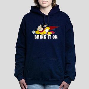 Bring It On Women's Hooded Sweatshirt
