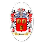 Hawke Sticker (Oval 10 pk)