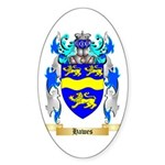 Hawes Sticker (Oval 10 pk)