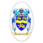 Hawes Sticker (Oval 50 pk)