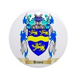 Hawes Ornament (Round)
