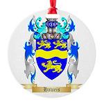 Haweis Round Ornament