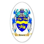 Haweis Sticker (Oval 50 pk)
