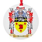 Haward Round Ornament