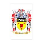 Haward Sticker (Rectangle 10 pk)