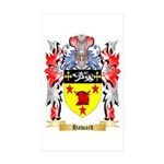 Haward Sticker (Rectangle 50 pk)