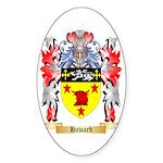 Haward Sticker (Oval 10 pk)