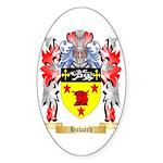 Haward Sticker (Oval 50 pk)