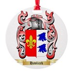 Havlicek Round Ornament
