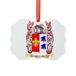 Havlicek Picture Ornament