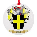 Havill Round Ornament