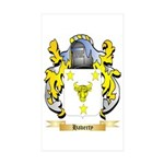 Haverty Sticker (Rectangle 50 pk)