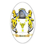 Haverty Sticker (Oval)