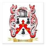 Haverson Square Car Magnet 3