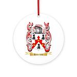 Haverson Ornament (Round)