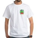 Haverin White T-Shirt