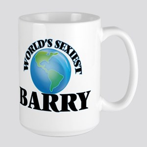 World's Sexiest Barry Mugs