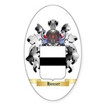 Hauzer Sticker (Oval 10 pk)