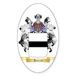 Hauzer Sticker (Oval 50 pk)