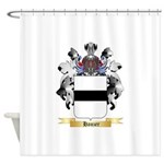 Hauzer Shower Curtain