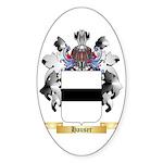 Hauser 2 Sticker (Oval 10 pk)