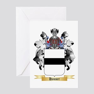 Hauser 2 Greeting Card