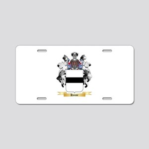 Hause Aluminum License Plate