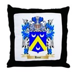 Haur Throw Pillow